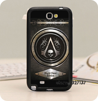 Cool Skull Assassins Creed Solf TPU Mobile Phone Cases For ...
