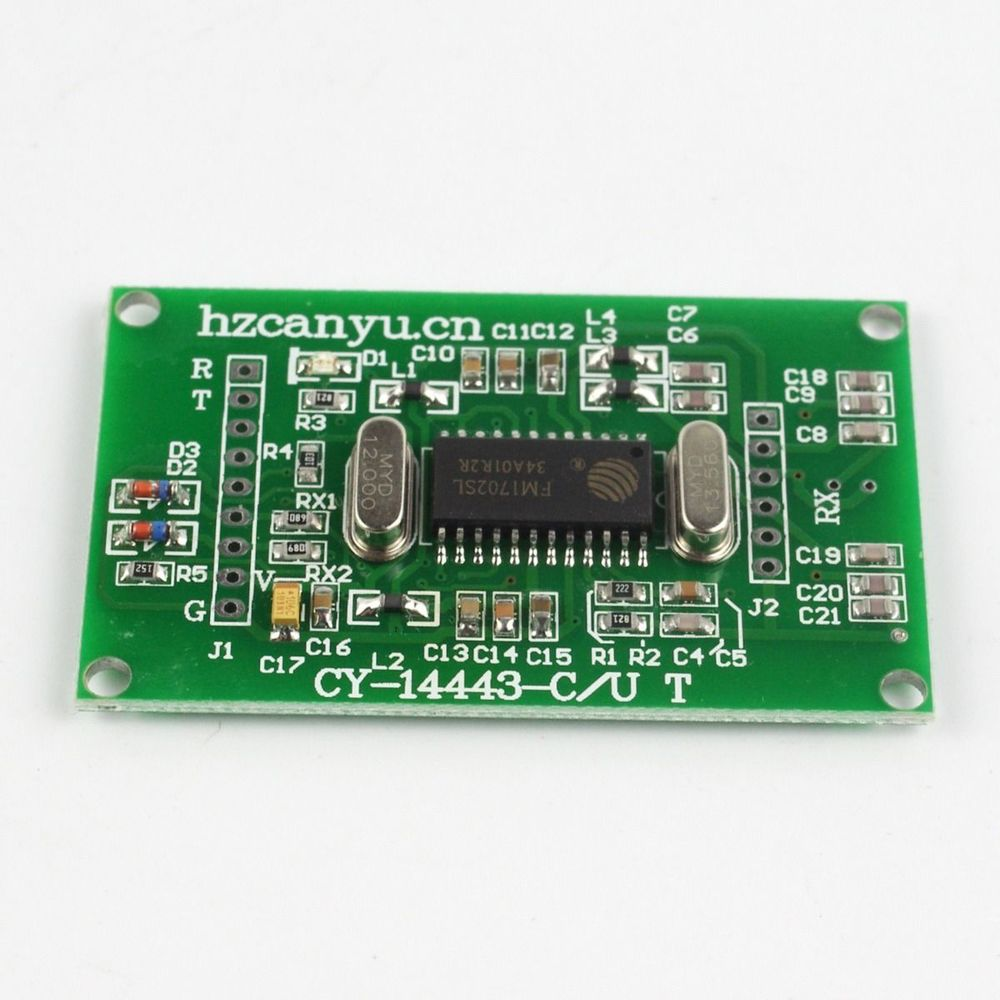 USB HID Interface W/ Antenna Watchdog The 13.56M IC Reader Module IC Reader RFID(China (Mainland))