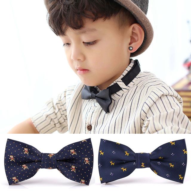 [ 10 цвет ] мода британский стиль мальчика, 10 см * 5 см бабочки галстук боути для ...