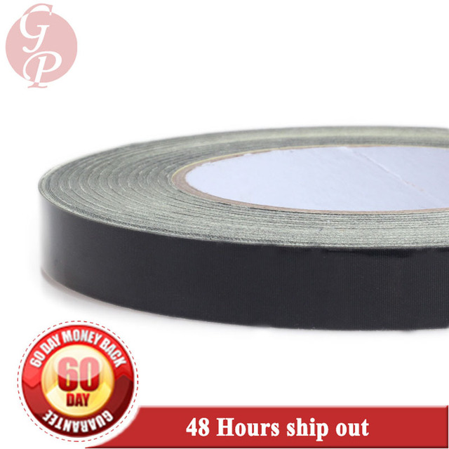1x 10mm*30 Meters Black Acetate Tape Adhesive High Temperature Insulation Sticky for Motor Coil Winding LCD Repair