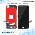 For iPhone 7 LCD 7G LCD A1660 Display Screen With Touch Digitizer Frame AAA Quality No