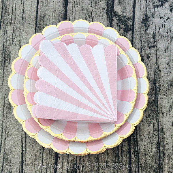 IMG_4183_ IMG_4187_ & Wholesale-40 People Party Paper Plates Napkins Cups Straws ...
