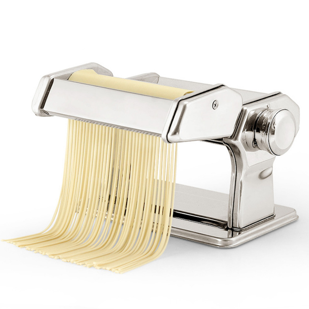 Homestyle Stainless Steel Manual Pasta Maker Noodle Machine Maker,Noodle Maker Machine tool 22(China (Mainland))