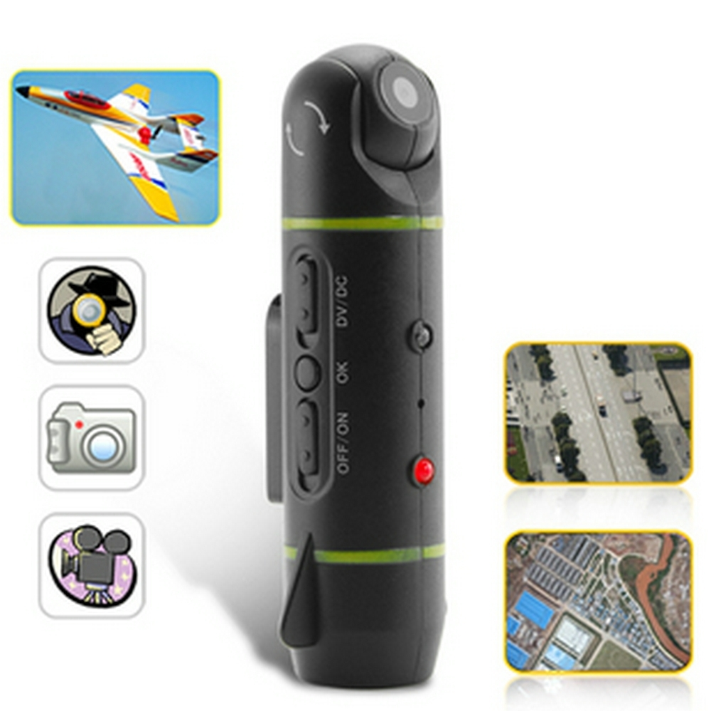 Pocket 8GB Video Camera Fly DV FPV For RC Airplane Helicopter DVR Camcorder Free shipping(China (Mainland))