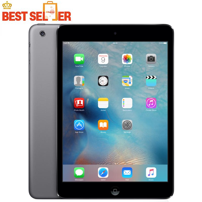 Original Apple ipad mini 2 Tablet PC 7.9 inch iOS WiFi Dual Core 5MP Camera 1 GB RAM 64GB ROM 1080p Ultra Slim Multi Touch(China (Mainland))