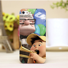 pz0004-18-22 Cute Cartoon For Up Movie Poster Design cellphone transparent cover cases for iphone 4 5 5c 5s 6 6plus Hard Shell