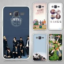 Buy Bangtan BTS Boys Hard White Plastic Case Cover Samsung Galaxy J1 J2 J3 J5 J7 C5 C7 E5 E7 2016 2017 Emerge for $1.49 in AliExpress store