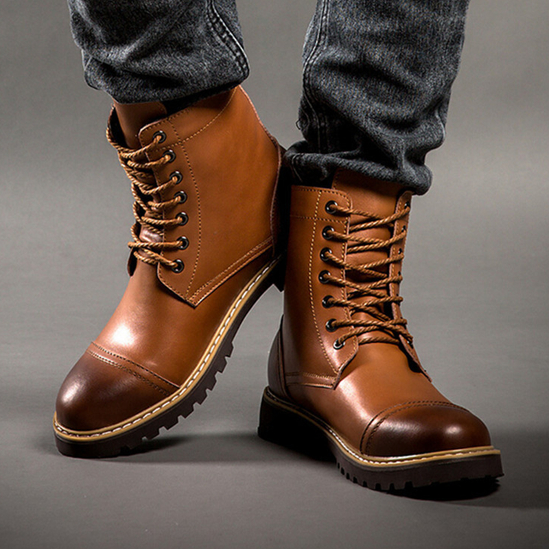 Mens Fashion Shoes For Winter