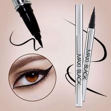 Black Waterproof Beauty Liquid Eyeliner Pen Eye Liner Pencil Makeup Cosmetics Maquiagem(China (Mainland))