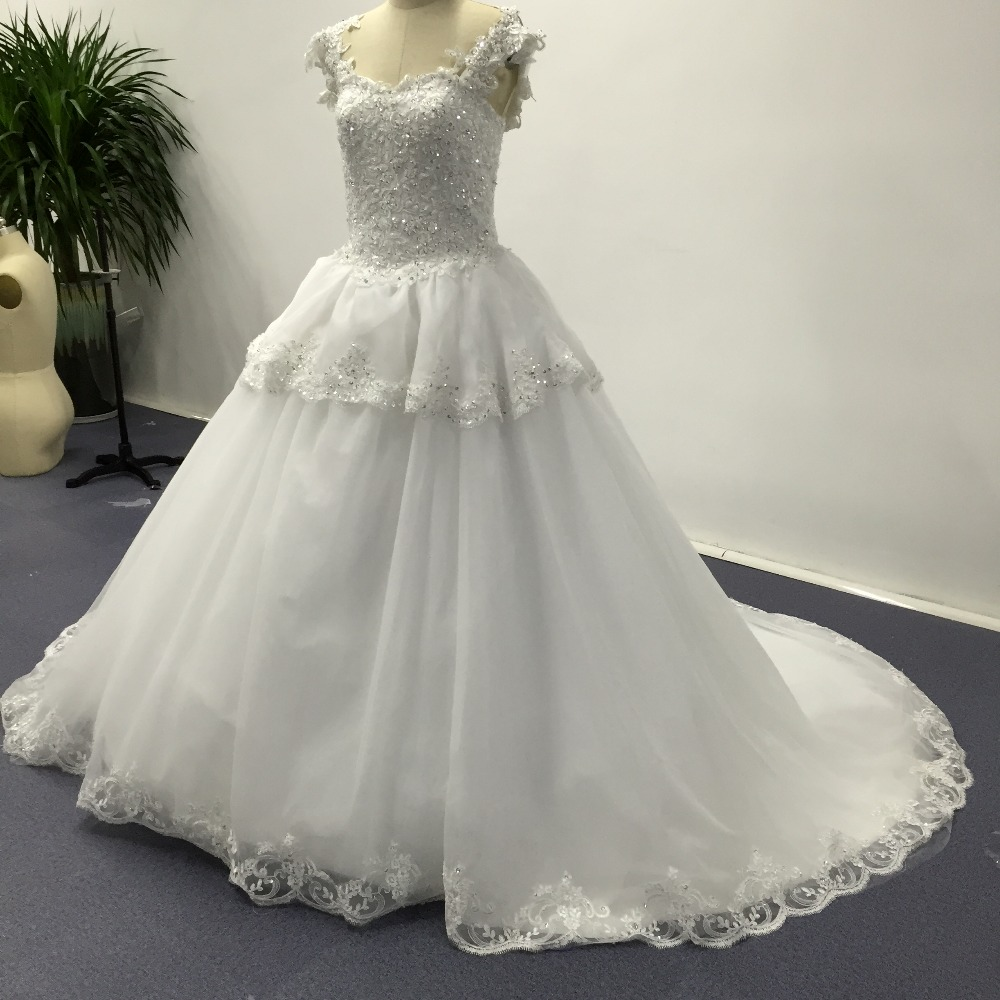 Wedding Dress Lace Up Kit : Aliexpress buy newest ball gown wedding dress lace