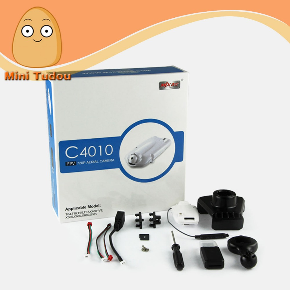 Minitudou 720P FPV Camera MJX C4010 For T64 T10 T55 T57 X400-V2 X500 X600 X800 X101 Spare Parts(China (Mainland))