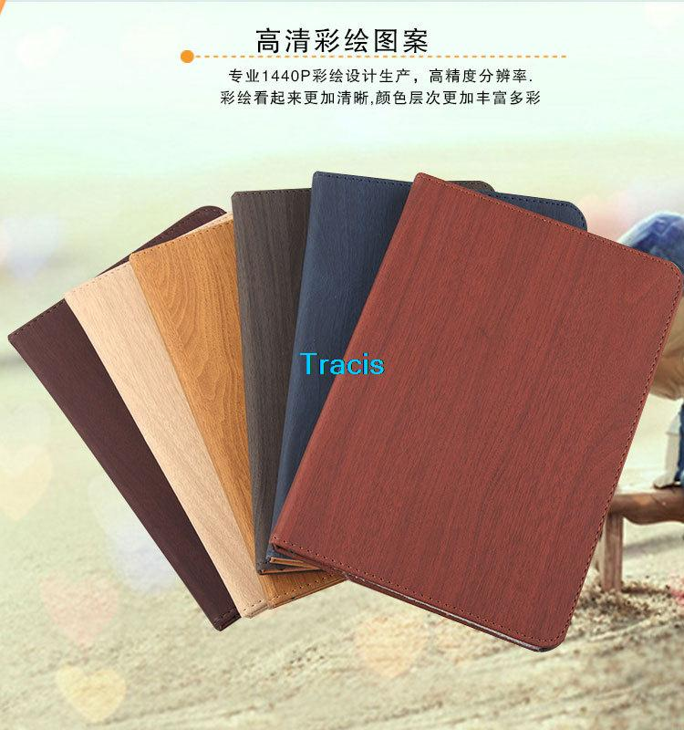 For iPad AIR Case Cover Leather Slim Stand Bamboo Pattern Durable Tablet Folio for iPad 5 9.7 inch(China (Mainland))