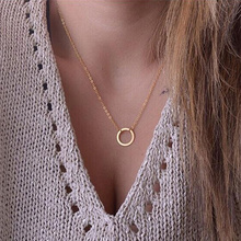 2016 new fashion galaxy necklaces nebula space glass cabochon 2016 new women trendy necklaces fashion simple gold plated circle pendant choker necklace ladies short clavicle aloadofball Image collections