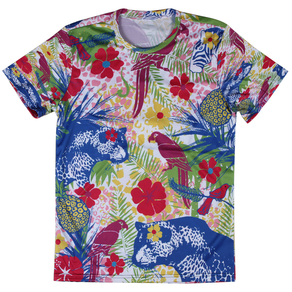 Novelty male vintage tee shirt new fashion unique bright for Neon coloured t shirts