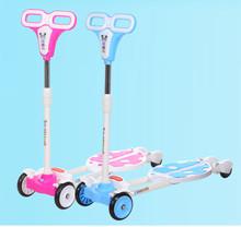 pk613/New / Child breaststroke folding bike / scooter(China (Mainland))