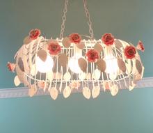 popular red ceramic lamp
