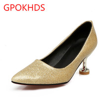 Gold color high heels online shopping-the world largest gold color ...