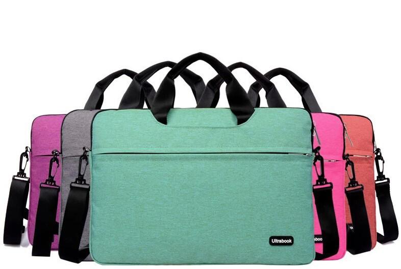 Сумки для ноутбуков и Чехлы HEECO Ultrabook 13 13.3 Macbook HP Lenovo Universal Notebook Laptop Sleeve Bag Case 13 13.3 inch 2017 new handbag for laptop 11 13 15 15 6 inch for macbook notobook bag 13 3 15 4 sleeve case wholesales free drop shipping