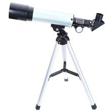 F36050M 360/50mm Refractive Astronomical Telescope with Portable Tripod Spotting Scope Outdoor Monocular Astronomical Telescopes(China (Mainland))