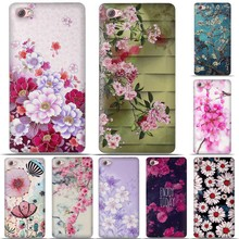 Luxury TPU Soft Silicon Case Cover For Lenovo S60 S 60 S60W S60T Phone Case 3D Skin Printing Back Cover For Lenovo S60 Bag Cover