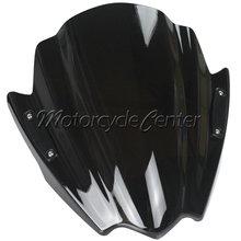 Buy Motorcycle Street Bikes Wind Deflectors Windshield Windscreen 2009-2015 Yamaha XJ6 XJ6N XJ 6 6N Dark Smoke 10 11 12 13 14 15 for $64.72 in AliExpress store