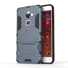 Buy Letv Le 2 Case LeEco Le2 X620 Slim Robot Armor Kickstand Shockproof Rubber Case Letv Le 2 Pro X20 X25 Phone Cover for $3.78 in AliExpress store