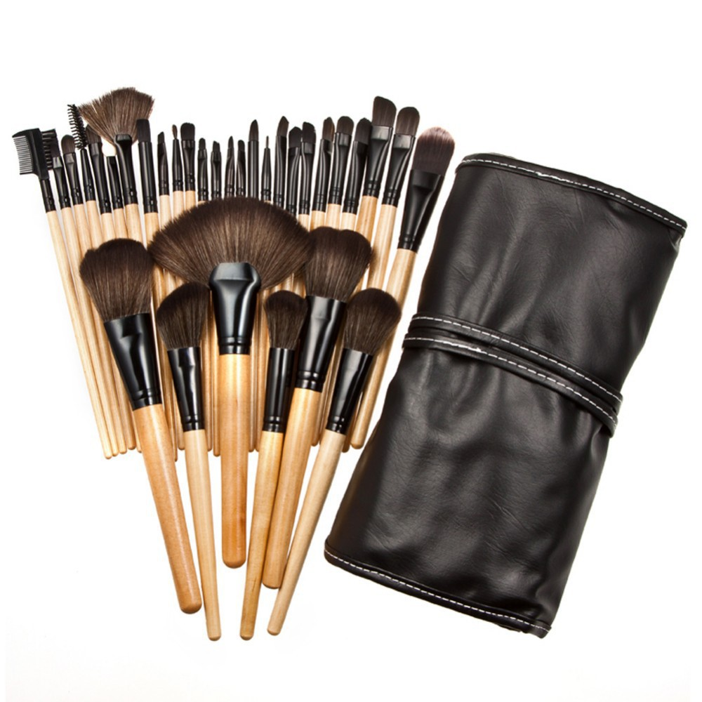 15/18/24/32pcs professional make up brushes,synthetic brush,maquillage de marque,channel makeup,maquiagem sombra,mc makeup brush(China (Mainland))