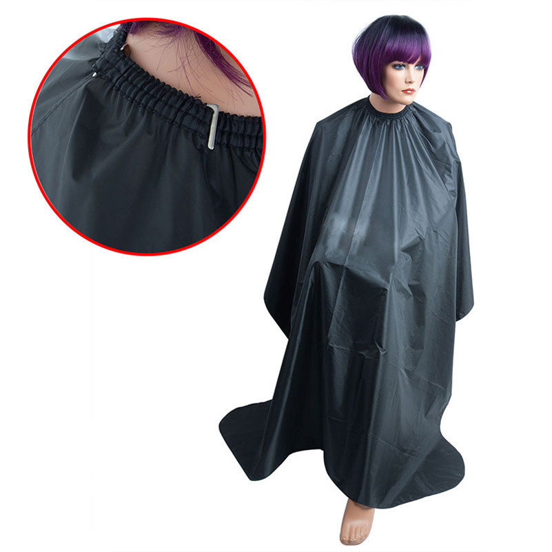 Polyester Hairdressing Gown Salon Apron Hair Cutting Capes Hairdresser Waterproof Wraps Beauty Hair Styling Tools Barber Capes(China (Mainland))