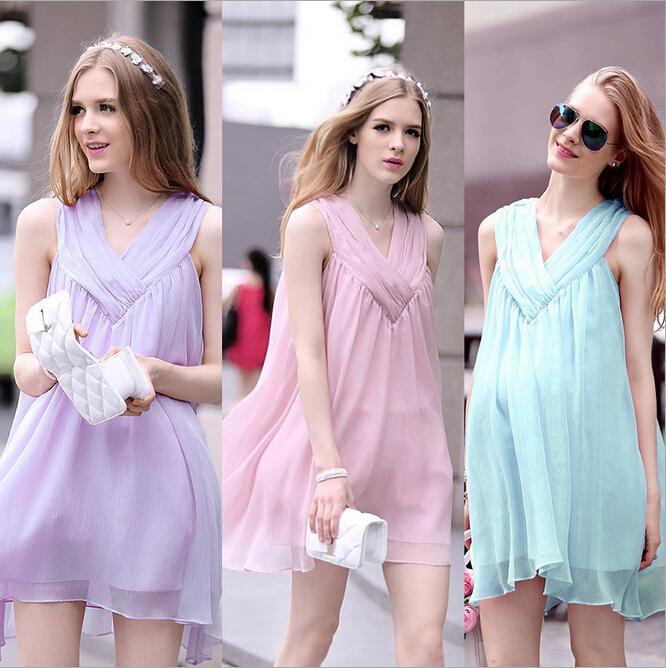 Платье для беременных Moda Gestante 3Color