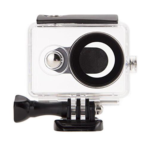 For Xiaomi Yi Waterproof Case 40M Underwater Diving Sports Waterproof Box For Xiaomi yi Action camera(China (Mainland))