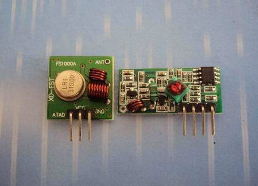 Grove - 433MHz Simple RF Link Kit - Wiki - Seeed Wiki