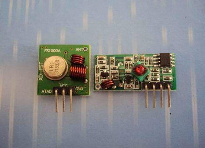 Radio Control 433 MHz - cdselectronicscom