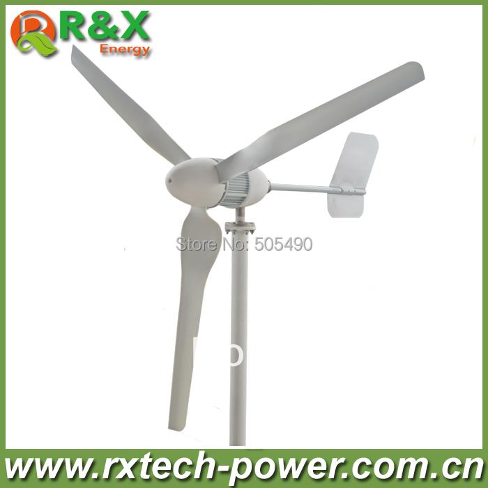 1000w wind turbine generator; horizontal wind generator; 48V/96V/120V wind turbine; Used for land and marine. Fast ship.(China (Mainland))