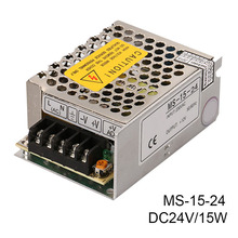 Buy MS-15-24V High 15W Fonte AC-DC 220V 5V 12V 24V Mini Size LED Driver Compact Switch Power Supply for $7.80 in AliExpress store