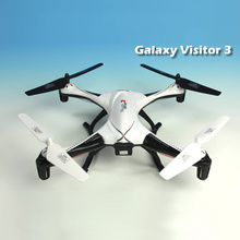 Hot sale new rc airplane Nine Eagles Galaxy Visitor 3 MASF12 Au to-Return remote control toy rc Quadcopter RTF