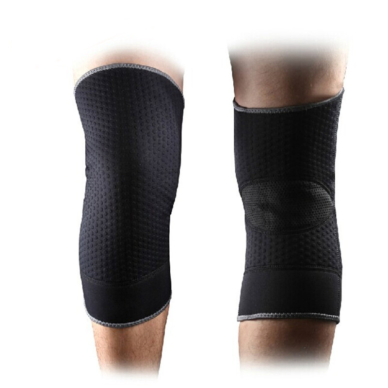 2016 Sports Leg Sleeve Safety Football Kneepad Volleyball Knee Pads Support Basketball Paintball Tape Elbow Skating Protectors(China (Mainland))