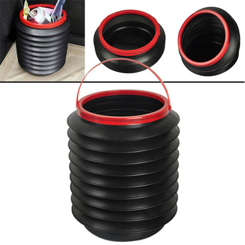 Wholesale 5PCS/Lot 1 Gallon 4 Liter Portable Folding Water Bucket Collapsible Storage Emergency Survival Camping Hiking Bugout(China (Mainland))