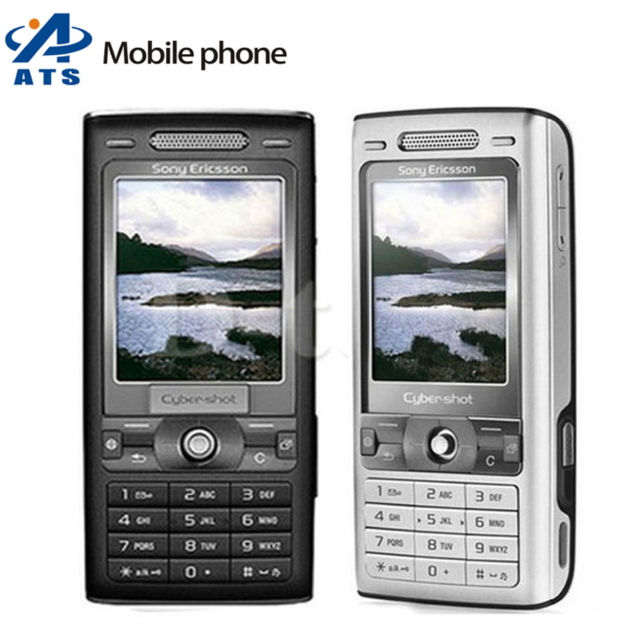 K790 Original Sony Ericsson K790i Mobile Phone 3.15MP Camera Bluetooth FM Russian Keyboard Support Free Shipping(China (Mainland))