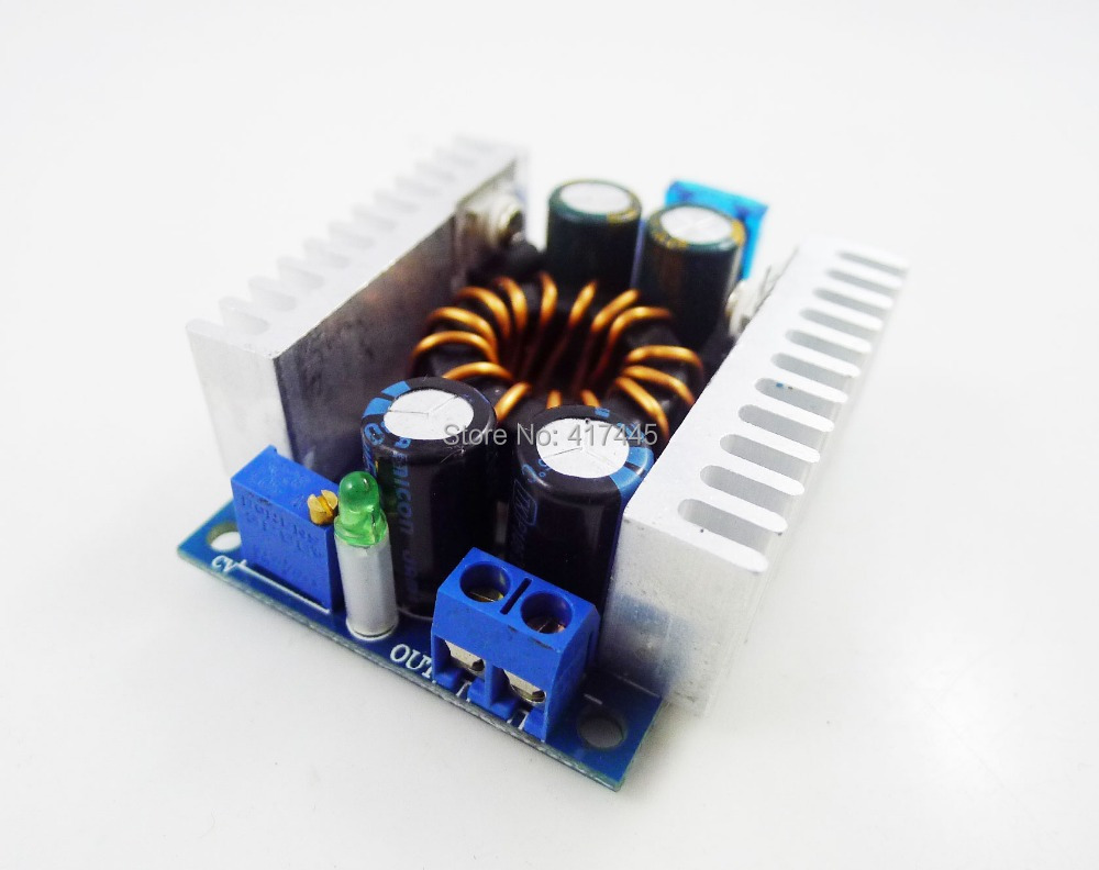 10pcslot 150W Boost DC-DC Converter power supply adjustable dc dc 8-32V to 9-46V 8A MAX non-isolated step-up module<br><br>Aliexpress