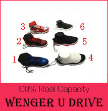 Shoes Sport BRAND NEW JORDAN brand basket shoe pendrive 8gb 16gb 32gb sports memory stick usb flash drive 512GB USB 2.0 128GB