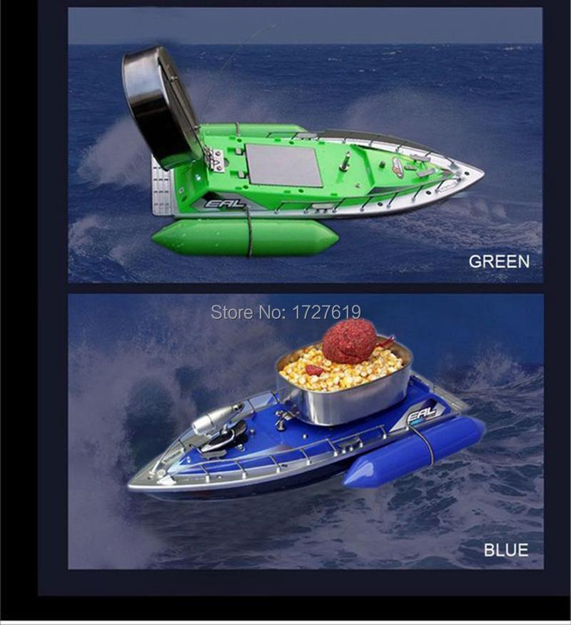 кораблик катер для завоза прикормки и завоза снастей