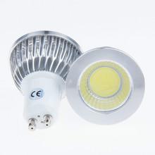 Buy 10pcs led bulb GU10 socket 3w cob spotlight bulb dimmable AC85 to265V 3000K4000K6000K warmwhite naturewhite white led lamp light for $19.86 in AliExpress store