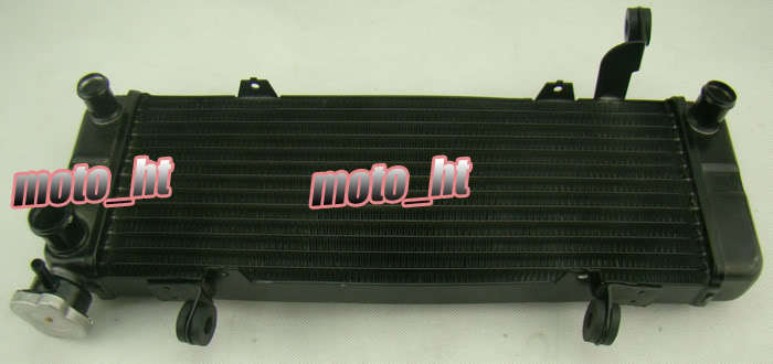 Black Motorcycle New Low Aluminum Radiator HONDA RVF400 NC35 NC30 VFR400 - Online Store 737340 store