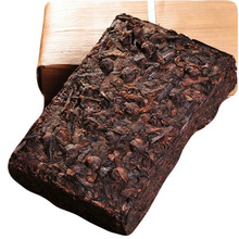 Freeshipping 2006 yr  250g Slimming Tea Brick puer tea old ripe pu erh tea Bamboo shell package