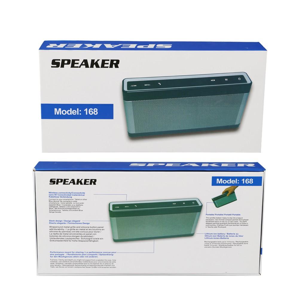 Sound Link Mini III 3rd Bluetooth speaker Dual Bass 3D Surround Subwoofer Stereo HIFI Home Theatre Smart Speaker Caixa de som