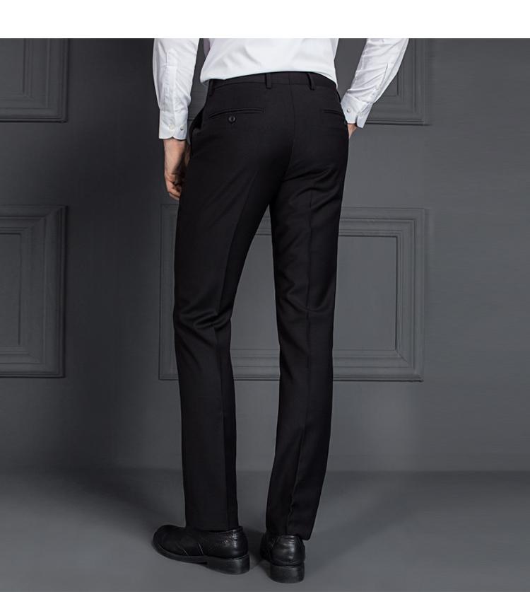 HTB1zgHJPFXXXXXaXFXXq6xXFXXXG - 2017 Men Business Suit Slim fit Classic Male Suits Blazers Luxury Suit Men Two Buttons 2 Pieces(Suit jacket+pants)