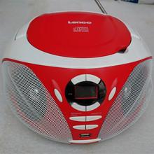 Portable Audio free shipping 2014 new hot Korea Crisp portable CD player supports CD prenatal machine MP3/USB love and music