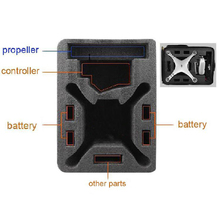 Newest Version Large Capacity DJI Phantom 3 Carry Case Shoulder Backpack Light Bag Storage Box