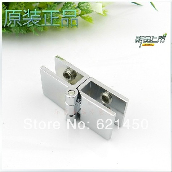 Hot Sale! 180 Degrees Positioning Cabinet Glass Hinge Wine Cabinet Door Hinge Cabinet Door Glass Hinge Up and Down Hinges(China (Mainland))
