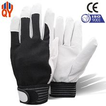 Free Shipping Hot Sale D Grade Pigskin Leather Gloves Driving Work Gloves China(China (Mainland))